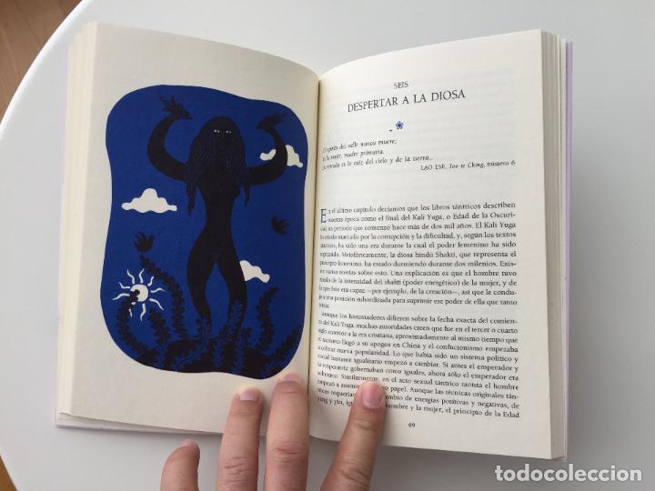 Libros de segunda mano: TANTRA EL ARTE ORIENTAL DEL AMOR CONSCIENTE - CHARLES Y CAROLINE MUIR - INTEGRAL - Foto 5 - 89147160