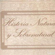Libros de segunda mano: CARMEN BERENGUER : HISTORIA NATURAL Y SOBRENATURAL (1994) EL BIPORCUS, LOS ÁNGELES Y OTROS ANIMALES. Lote 89269428
