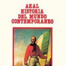 Libros de segunda mano: ITALIA DE LA UNIFICACION A 1914 - GARCIA MENDEZ - AKAL. Lote 89351928