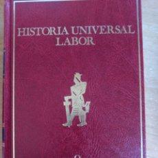 Libros de segunda mano: HISTORIA DE LA EDAD MEDIA . JACQUES HEERS - LABOR. Lote 89355252