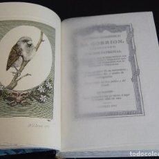 Libros de segunda mano: ENEMIGO DOMÉSTICO EL GORRIÓN. CON 14 AGUAFUERTES DE MARIANO VILLEGAS. Lote 89379820