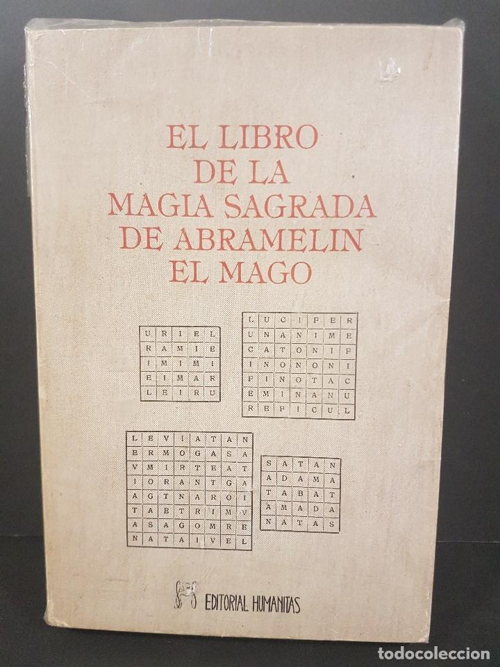 abramelin el libro de la magia sagrada