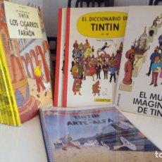 Libros de segunda mano: COLECCIÓN COMPLETA DE TINTÍN. Lote 89409916