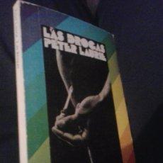 Libros de segunda mano: LAS DROGAS - PETER LAURIE. Lote 89439104