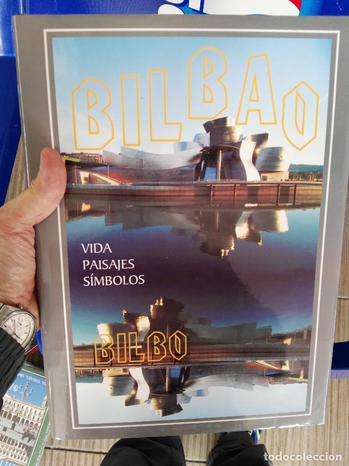 LIBRO SOBRE BILBAO CON MUCHAS FOTOS (Libros de Segunda Mano - Ciencias, Manuales y Oficios - Otros)