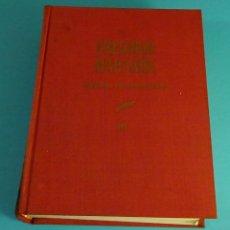 Libros de segunda mano: OBRAS COMPLETAS GREGORIO MARAÑÓN. TOMO III - CONFERENCIAS. RECOPILACIÓN Y NOTAS ALFREDO JUDERÍAS. Lote 89479624