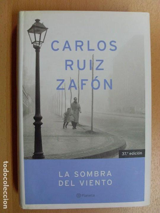 Sombra Vento Carlos Ruiz Zafon Download Images - Ebooks German And ...