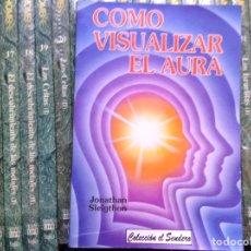 Libros de segunda mano: COMO VISUALIZAR EL,AURA. Lote 175932122