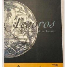 Libros de segunda mano: TESOROS DE LA REAL ACADEMIA DE LA HISTORIA. Lote 89534851