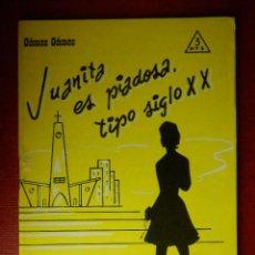 Libros de segunda mano: FOLLETOS ID EDITORIAL SAL TERRAE - 23 J - JUANITA ES PIADOSA TIPO SIGLO XX - 32 PAG. - 12 X 8,5 CM.. Lote 230120425