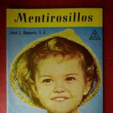 Libros de segunda mano: FOLLETOS ID EDITORIAL SAL TERRAE - 135 F - MENTIROSILLOS - 32 PAG. - 12 X 8,5 CM. Lote 230122710