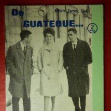 Libros de segunda mano: FOLLETOS ID EDITORIAL SAL TERRAE - 113 J - DE GUATEQUE... - 20 PAG. - 12 X 8,5 CM. Lote 230120885