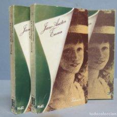 Second hand books - JEAN AUSTEN. EMMA. 2 TOMOS - 89606620