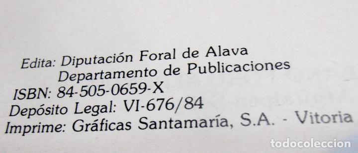 Libros de segunda mano: VALENTIN DE FORONDA, REFORMADOR Y ECONOMISTA ILUSTRADO - Foto 4 - 89704556