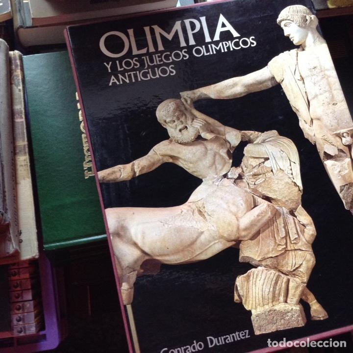 Olimpia Y Los Juegos Olimpicos Antiguos Conrad Comprar En