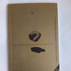 Libros de segunda mano: SIN / SEGUIDO DE EL DESPOBLADOR SAMUEL BECKET 2ª ED 1984 TUSQUETS. Lote 89738832