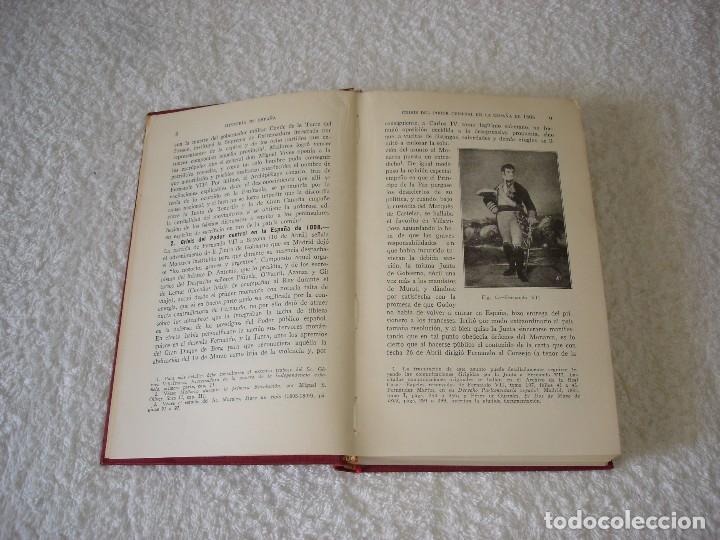 Libros de segunda mano: HISTORIA DE ESPAÑA Y DE LAS CIVILIZACIÓN ESPAÑOLA EN LA EDAD CONTEMPORÁNEA (2 TOMOS) - ZABALA Y LERA - Foto 4 - 89764316