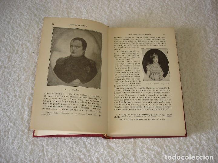 Libros de segunda mano: HISTORIA DE ESPAÑA Y DE LAS CIVILIZACIÓN ESPAÑOLA EN LA EDAD CONTEMPORÁNEA (2 TOMOS) - ZABALA Y LERA - Foto 5 - 89764316