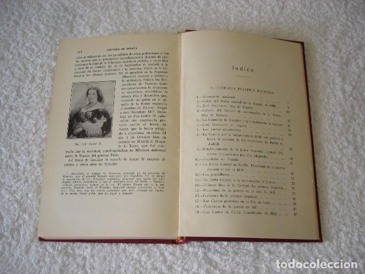 Libros de segunda mano: HISTORIA DE ESPAÑA Y DE LAS CIVILIZACIÓN ESPAÑOLA EN LA EDAD CONTEMPORÁNEA (2 TOMOS) - ZABALA Y LERA - Foto 6 - 89764316