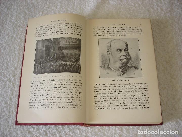 Libros de segunda mano: HISTORIA DE ESPAÑA Y DE LAS CIVILIZACIÓN ESPAÑOLA EN LA EDAD CONTEMPORÁNEA (2 TOMOS) - ZABALA Y LERA - Foto 7 - 89764316