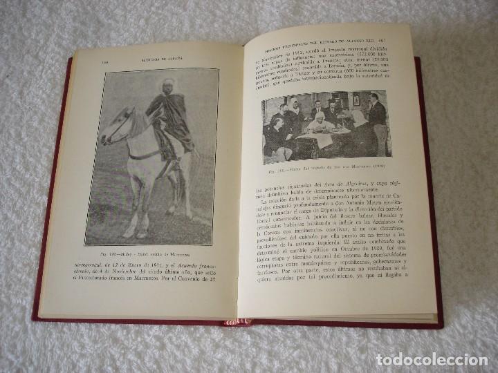 Libros de segunda mano: HISTORIA DE ESPAÑA Y DE LAS CIVILIZACIÓN ESPAÑOLA EN LA EDAD CONTEMPORÁNEA (2 TOMOS) - ZABALA Y LERA - Foto 9 - 89764316