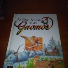 Libros de segunda mano: EL LIBRO SECRETO DE LOS GNOMOS TOMO 1. EST9B5. Lote 137421046