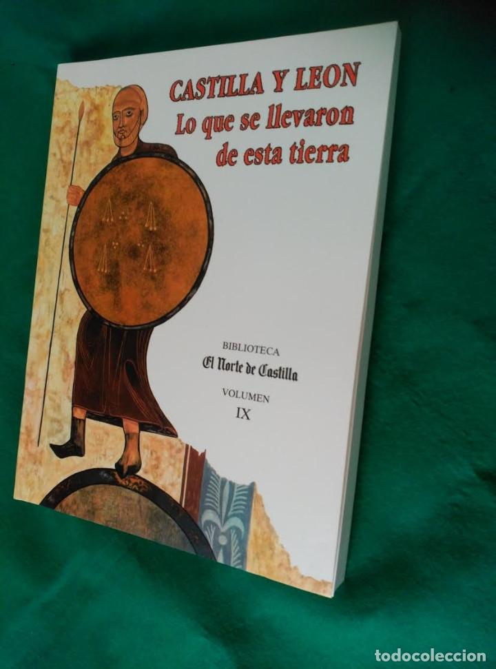 CASTILLA Y LEÓN - LO QUE SE LLEVARON DE ESTA TIERRA - 28 FASCICULOS ENCUARDERNADOS - NUEVO - ESCASO (Libros de Segunda Mano - Historia - Otros)