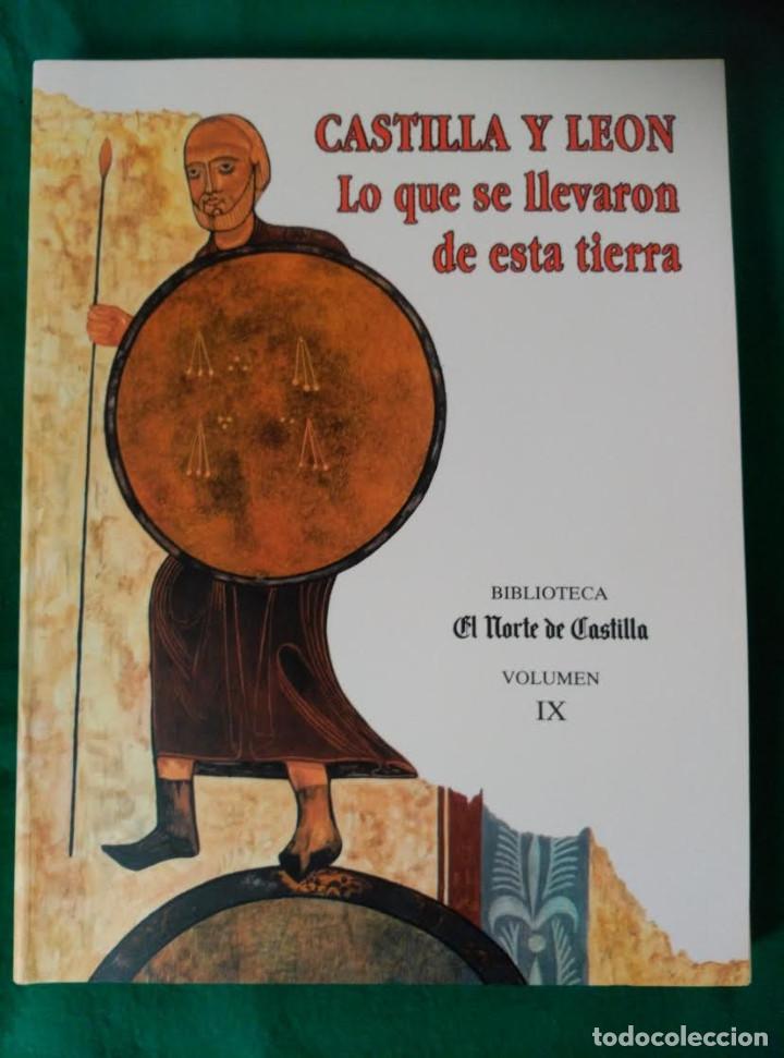 Libros de segunda mano: CASTILLA Y LEÓN - LO QUE SE LLEVARON DE ESTA TIERRA - 28 FASCICULOS ENCUARDERNADOS - NUEVO - ESCASO - Foto 37 - 116527550