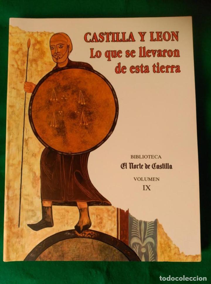 Libros de segunda mano: CASTILLA Y LEÓN - LO QUE SE LLEVARON DE ESTA TIERRA - 28 FASCICULOS ENCUARDERNADOS - NUEVO - ESCASO - Foto 38 - 116527550