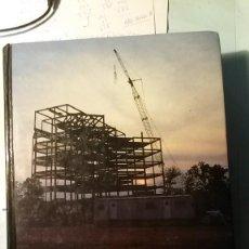 Libros de segunda mano: FUNDAMENTALS OF CONSTRUCTION MANAGEMENT AND ORGANIZATION BY KWAKU A. TENAH & JOSE M GUEVARA 1985. Lote 89975180
