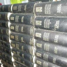 Libros de segunda mano: ENCICLOPEDIA UNIVERSAL ILUSTRADA EUROPEO-AMERICANA. ESPASA-CALPE. (AÑOS 30).PRECIOSA!!!.COMPLETA.. Lote 90037044
