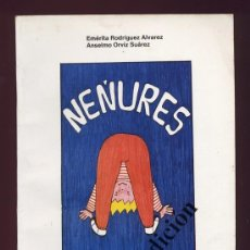Libros de segunda mano: NEÑURES. COLECCIÓN ESCOLIN. ACADEMIA DE LA LLINGUA. EN ASTURIANO. Nº 12. 1985. ASTURIAS. Lote 90360680