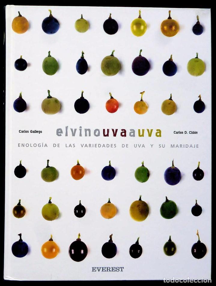 el vino uva a uva. enología de las variedades d - Comprar en ...