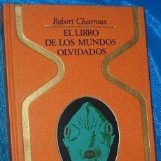 Libros de segunda mano: EL LIBRO DE LOS MUNDOS OLVIDADOS , PLAZA JANES 1ª EDICIÓN 1976, 303 PG.. MUY BUEN ESTADO. Lote 90443614