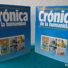 Libros de segunda mano - Crónica Humanidad Plaza & Janes - 90471334