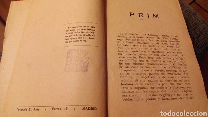 Libros de segunda mano: Perez Galdos, episodios nacionales 1943 - Foto 2 - 90483398