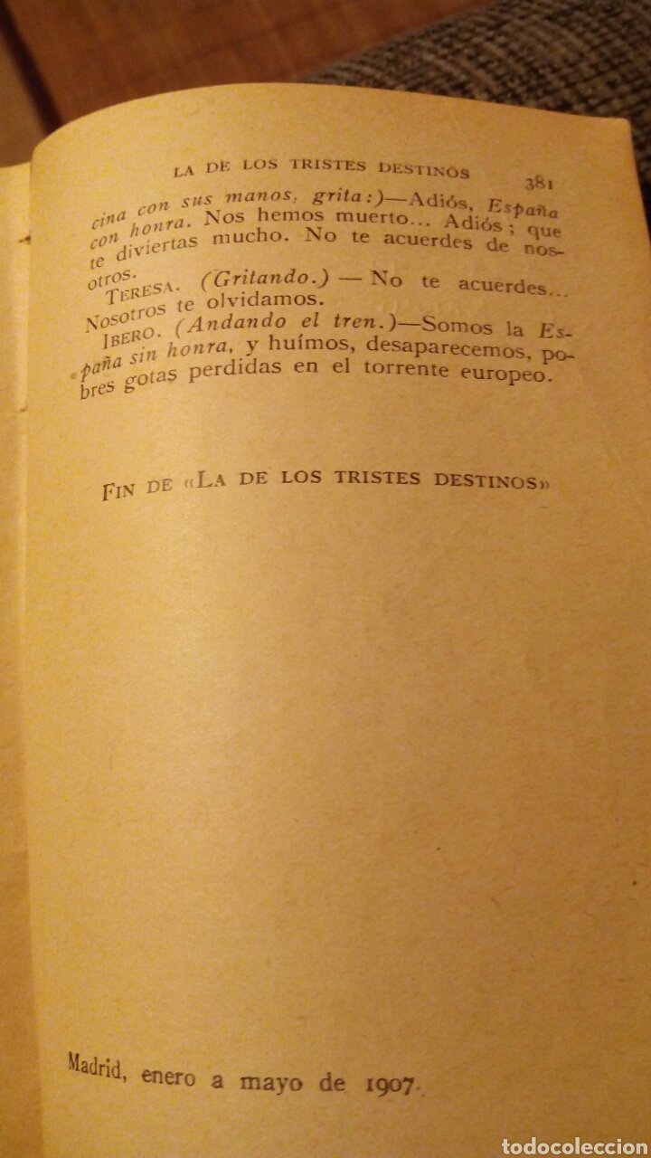 Libros de segunda mano: Perez Galdos, episodios nacionales 1943 - Foto 3 - 90483398