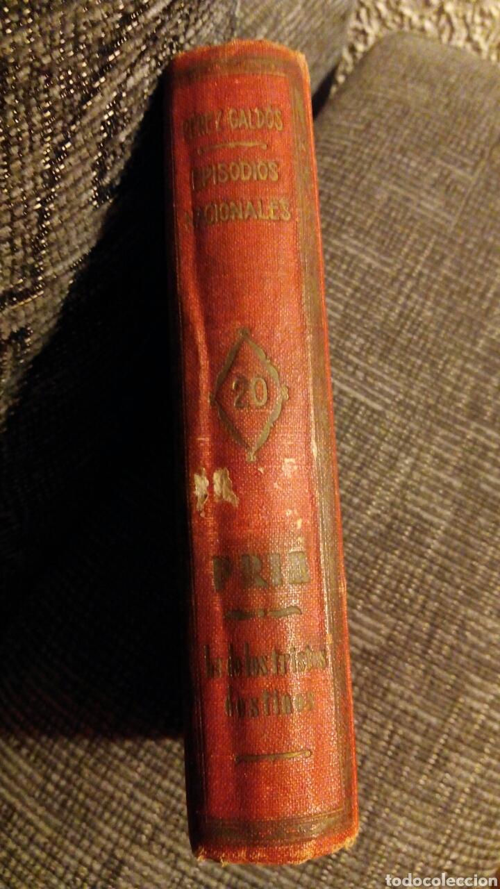 Libros de segunda mano: Perez Galdos, episodios nacionales 1943 - Foto 5 - 90483398