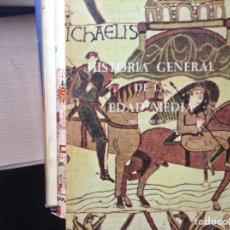 Libros de segunda mano: HISTORIA GENERAL DE LA EDAD MEDIA. JULIO VALDEÓN. Lote 90636362