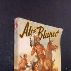 Libros de segunda mano: ALCE BLANCO EL HIJO DE MANO GRANDE / Nº 1 / J. M. DIEZ GOMEZ. Lote 90645700