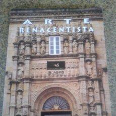Libros de segunda mano: ARTE RENACENTISTA -- VARIOS AUTORES - NOS 1996 --. Lote 90749895