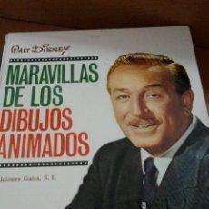 Libros de segunda mano: C62 EDICIONES GAISA MARAVILLAS DE LOS DIBUJOS ANIMADOS WALT DISNEY . Lote 90808025
