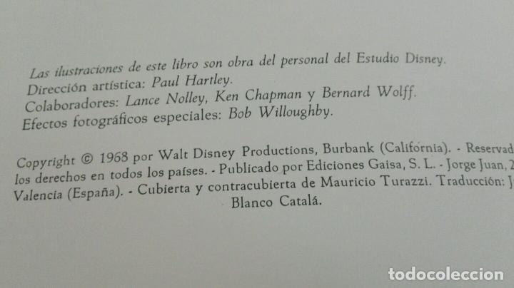 Libros de segunda mano: c62 EDICIONES GAISA MARAVILLAS DE LOS DIBUJOS ANIMADOS WALT DISNEY - Foto 5 - 90808025