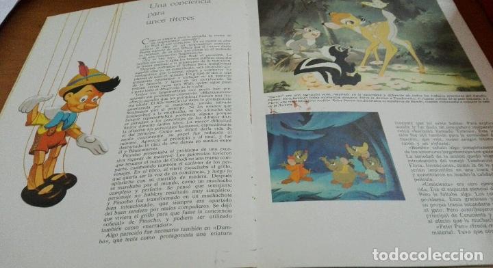 Libros de segunda mano: c62 EDICIONES GAISA MARAVILLAS DE LOS DIBUJOS ANIMADOS WALT DISNEY - Foto 7 - 90808025