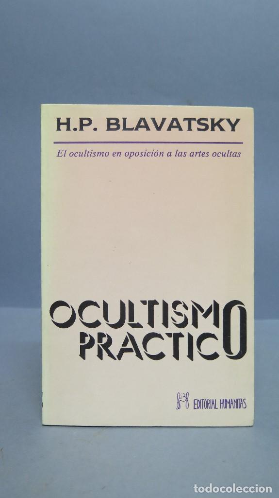 OCULTISMO PRACTICO BLAVATSKY EBOOK