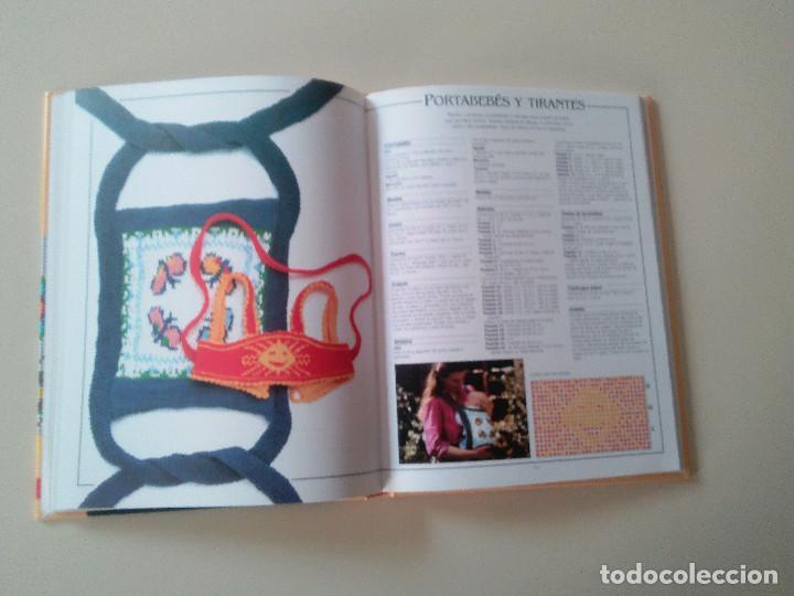 Libros de segunda mano: GRAN LIBRO DE LABORES DE PUNTO-4 TOMOS-COMPLETA-EDITA MANFER ED.-1986-TAPA DURA-ESTUCHE - Foto 12 - 90999000
