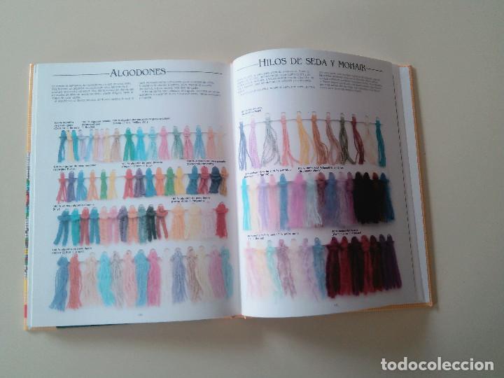 Libros de segunda mano: GRAN LIBRO DE LABORES DE PUNTO-4 TOMOS-COMPLETA-EDITA MANFER ED.-1986-TAPA DURA-ESTUCHE - Foto 14 - 90999000
