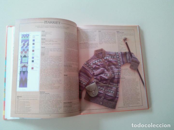 Libros de segunda mano: GRAN LIBRO DE LABORES DE PUNTO-4 TOMOS-COMPLETA-EDITA MANFER ED.-1986-TAPA DURA-ESTUCHE - Foto 16 - 90999000
