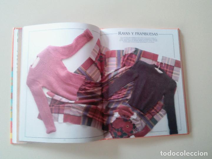 Libros de segunda mano: GRAN LIBRO DE LABORES DE PUNTO-4 TOMOS-COMPLETA-EDITA MANFER ED.-1986-TAPA DURA-ESTUCHE - Foto 18 - 90999000