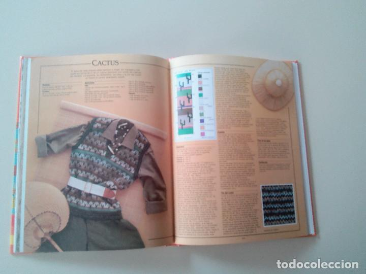 Libros de segunda mano: GRAN LIBRO DE LABORES DE PUNTO-4 TOMOS-COMPLETA-EDITA MANFER ED.-1986-TAPA DURA-ESTUCHE - Foto 20 - 90999000